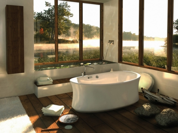 Stylish Bathrooms Glamorous How To Get A Modern Stylish Bathroom  Adorable Home