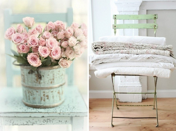 How to work with shabby chic adorable home - Gartenhaus shabby chic ...