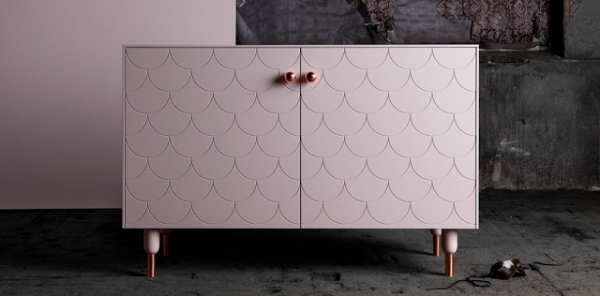 IKEA furniture additions by Superfront – Adorable Home