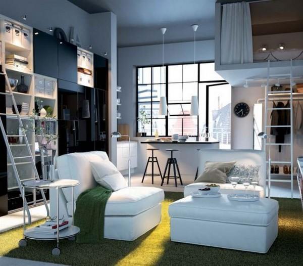 Studio Room Ideas Ikea: IKEA Living Room Designs