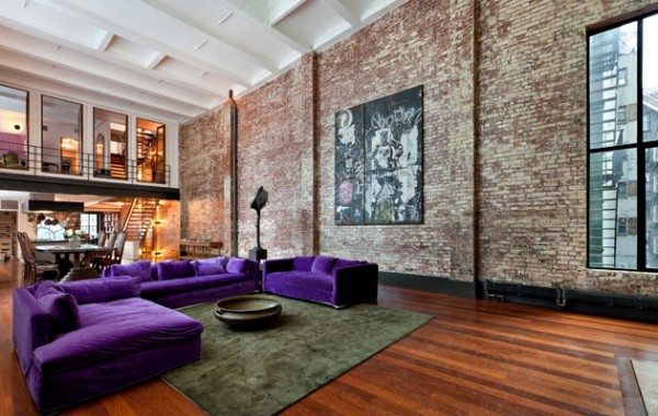 Impressive 5 Story Soho Townhouse Featuring An Indoor