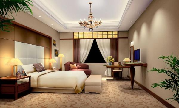 ... Designer Master Bedroom Decor 700x424 ...