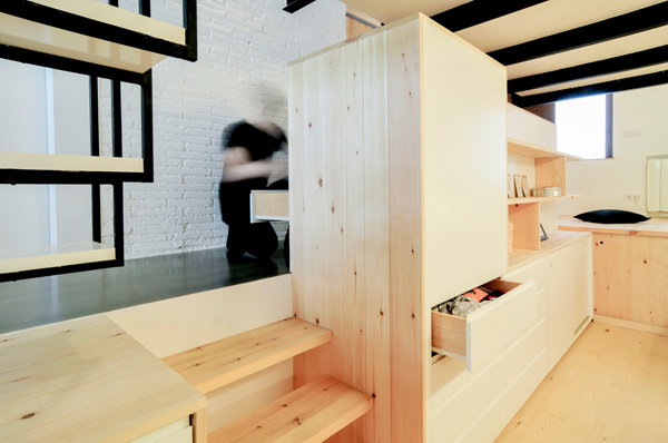 Incredible Smart Design for a Small Space Adorable Home