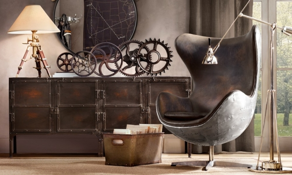 industrial-influence-in-the-home-decor-1