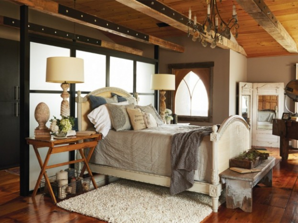 Industrial Rustic Style At Its Best Adorable Home