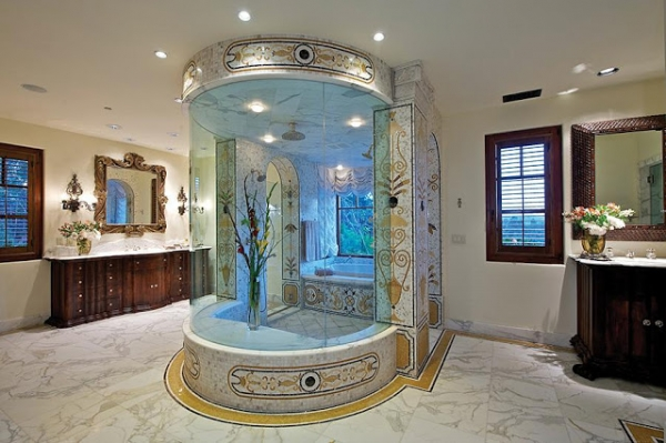 Inspiration amazing bathrooms adorable home for Amazing bathroom designs pictures