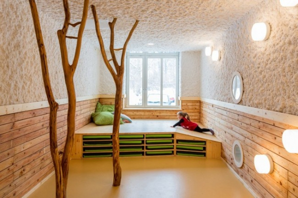 Indoor Children S Playgrounds By Baukind Adorable Home