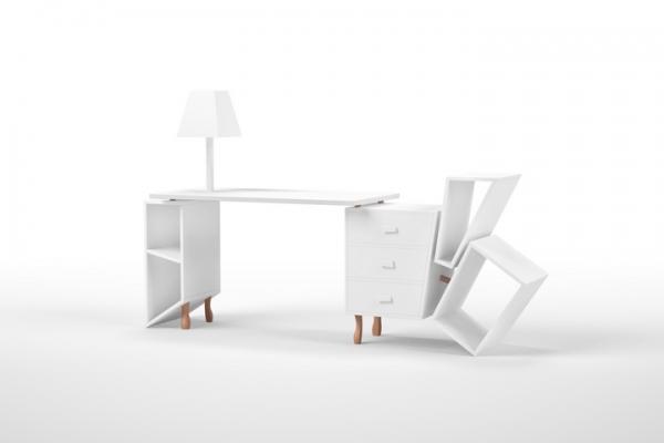 Inspiring and creative an office desk  Adorable Home
