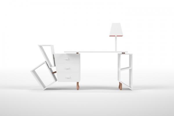 Inspiring And Creative An Office Desk 4