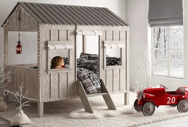 Inspiring nocturnal adventures the childrens cabin bed (1)