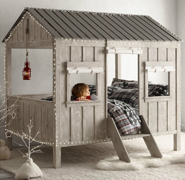 Inspiring nocturnal adventures the childrens cabin bed (2)