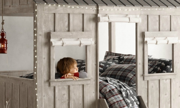 Inspiring nocturnal adventures the childrens cabin bed (3)