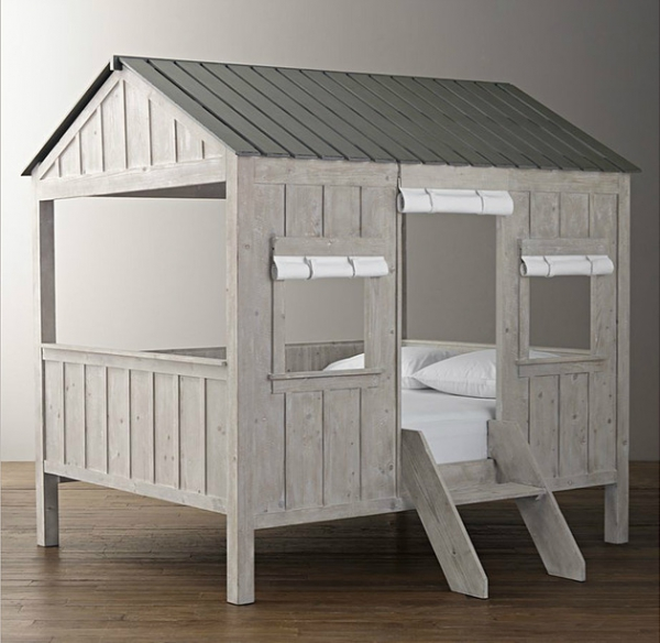 Inspiring nocturnal adventures the childrens cabin bed (4)