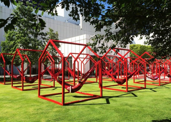 Interactive design installation in the states  (1)