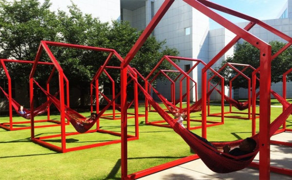 Interactive design installation in the states  (2)