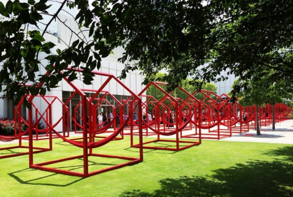 Interactive design installation in the states  (3)