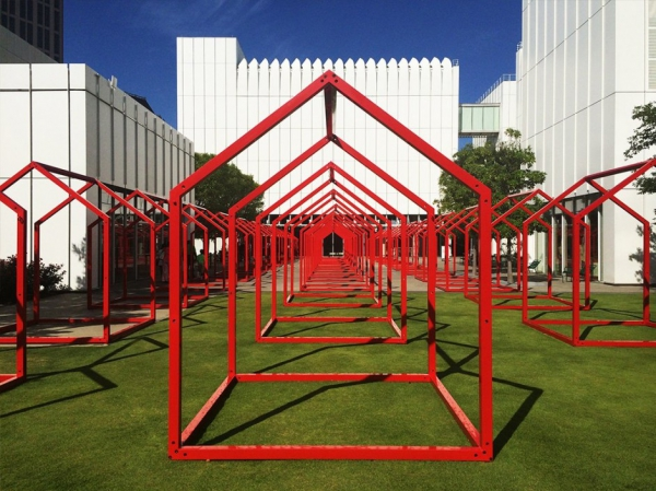 Interactive design installation in the states  (4)