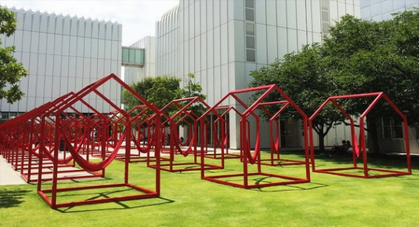 Interactive design installation in the states  (5)