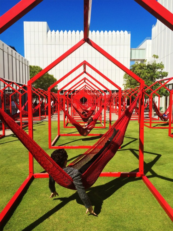 Interactive design installation in the states  (6)