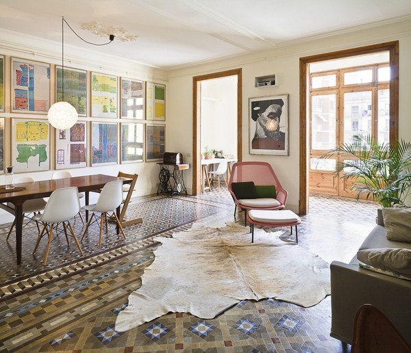 Interior modernization by the Bachs  (1)