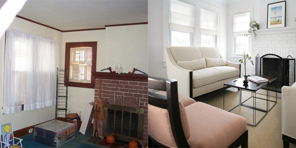 before and after projects by Sheila Rich Interiors (7)