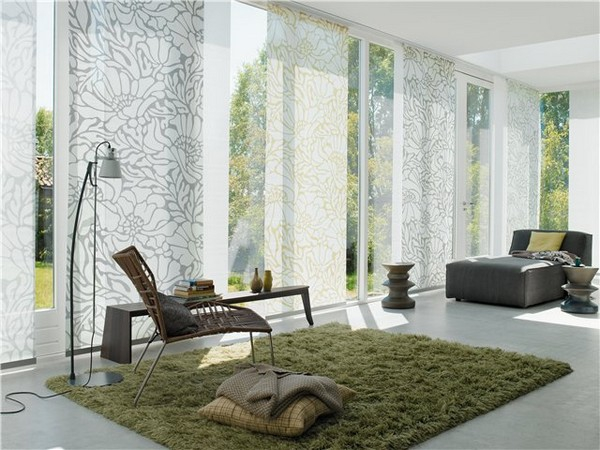 Japanese Curtains Will Liven Up Your Home