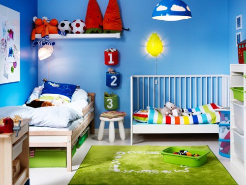 kids bedroom designs by ikea 11 - Ikea Childrens Bedroom Ideas