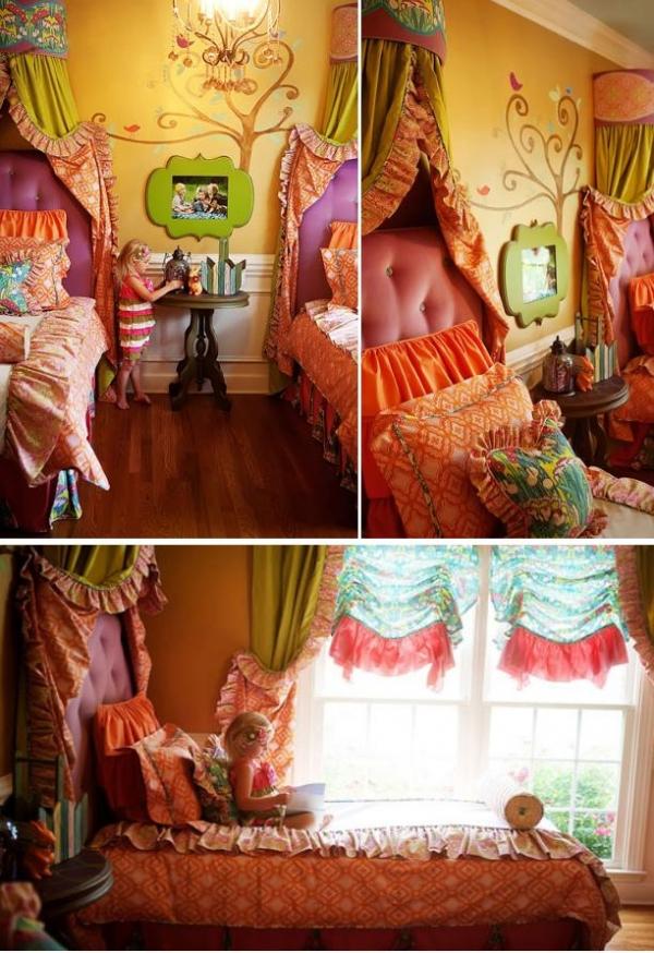 kid s bedroom fairy tale design adorable home