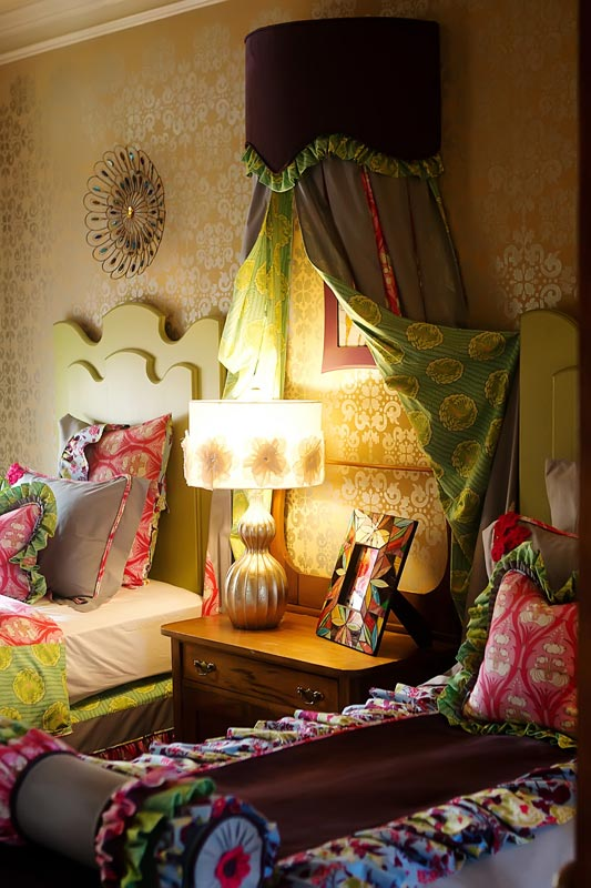 kid s bedroom fairy tale design adorable home. Black Bedroom Furniture Sets. Home Design Ideas