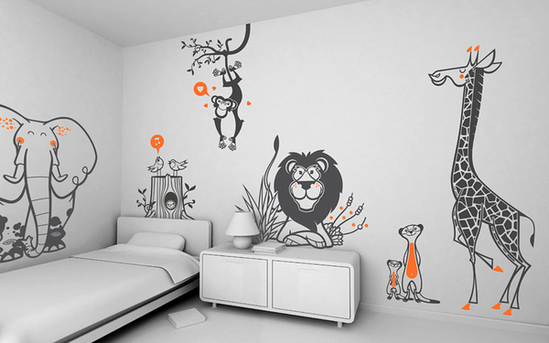 Kids Room Wall Decoration 10