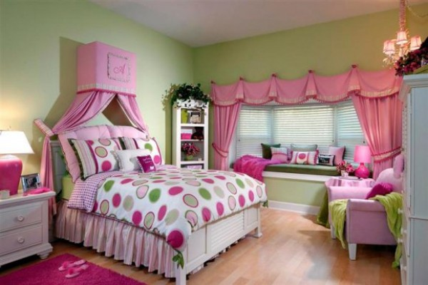 Little girl`s room design ideas » Adorable Home