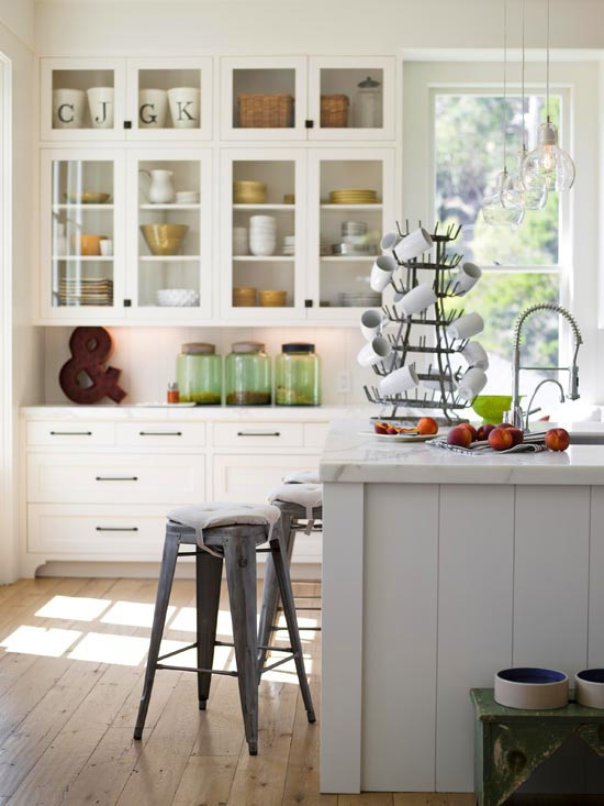 Tips For Kitchen Color Ideas: Kitchen Island Color Ideas