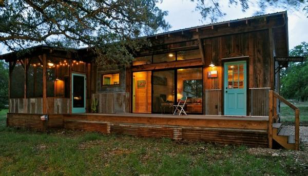 La Arboleda A Beautifully Reclaimed Wood Cabin Adorable