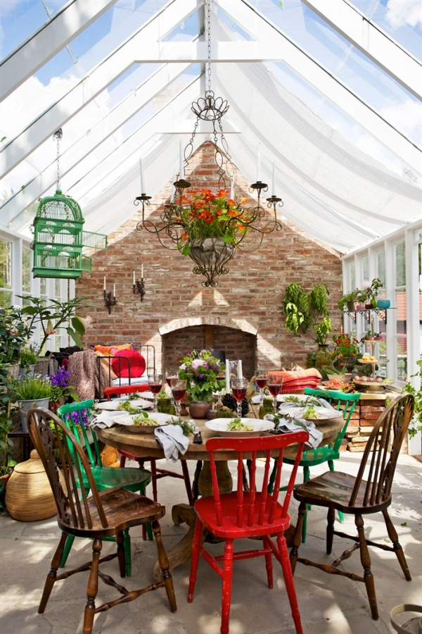 greenhouse design 4 - Greenhouse Design Ideas