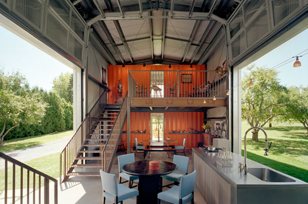 Living In A Shipping Container living in a shipping container?!? – adorable home