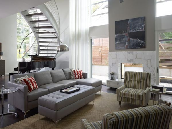 Living room contemporary designs adorable home - Pictures of living room designs ...