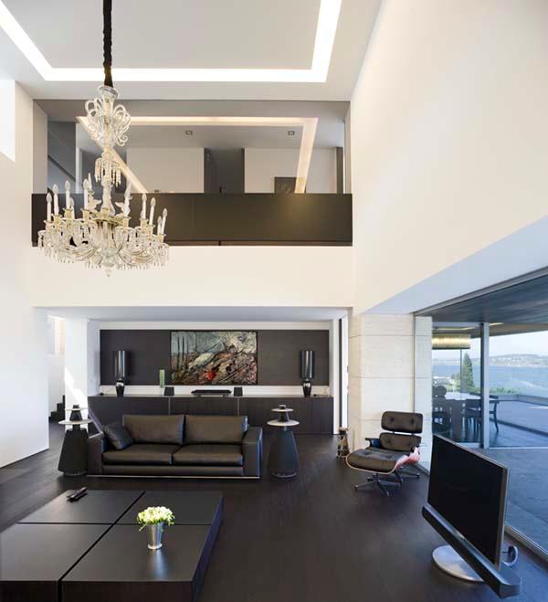 15 Attractive Modern Living Room Design Ideas: Living Room Contemporary Designs