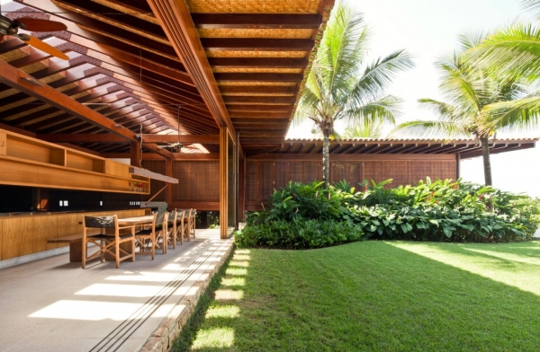 Tropical house plans with courtyards 28 images atrium for Tropical house plans with courtyards