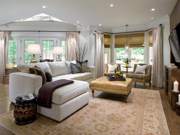 Luxurious And Intimate Living Room Designs Adorable Home