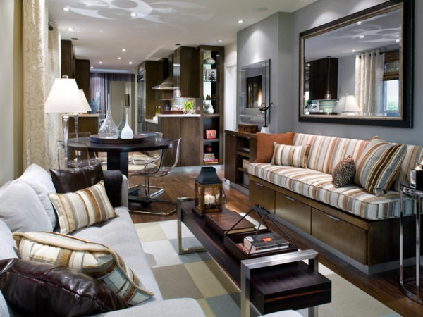 Luxurious and Intimate Living Room Designs – Adorable Home