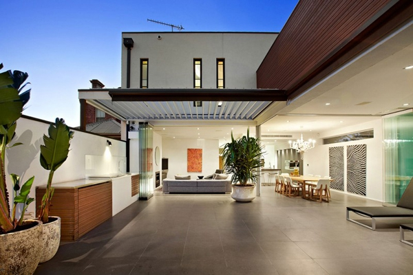 Luxurious And Modern Australian Home Adorable Home