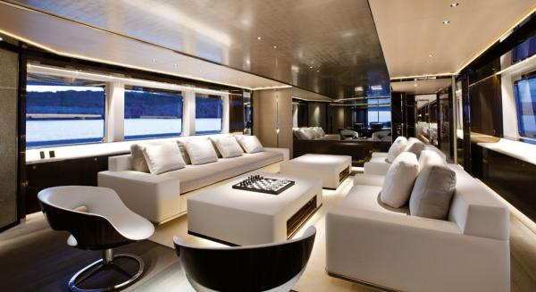 Luxurious superyacht designs  (2)