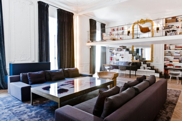 Elegant Luxury Apartment In Paris
