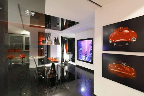 Bachelor\'s apartment