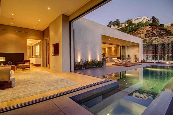 luxury house in los angeles adorable home