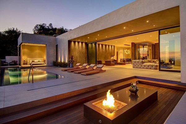 Luxury house in los angeles adorable home - Ver casas de lujo por dentro ...