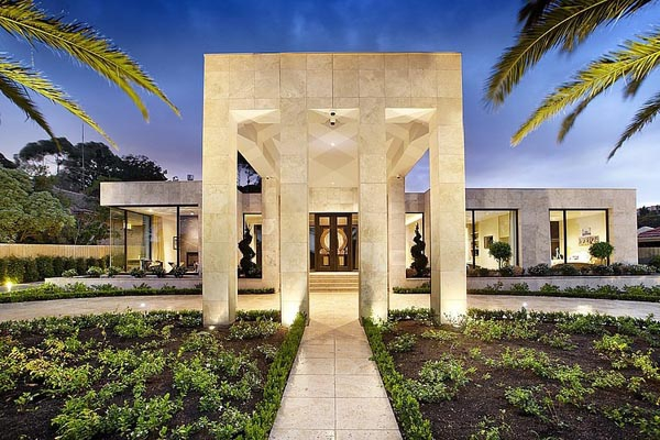 Luxury Single Level House in Australia Adorable Home