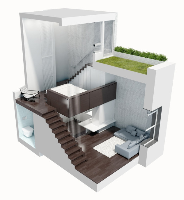 Manhattan micro loft design (9)