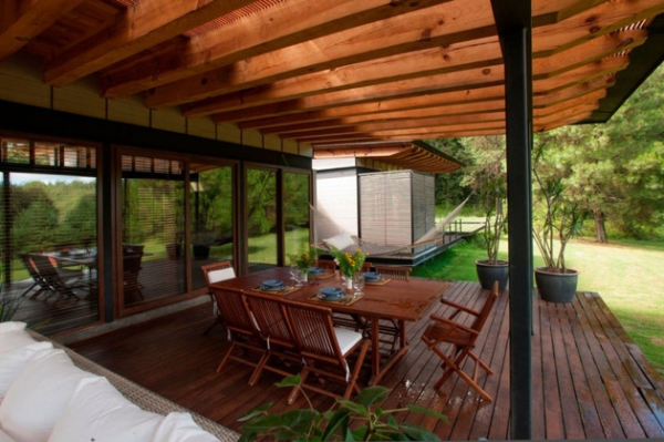Mexican forest house what heaven looks like  (10)
