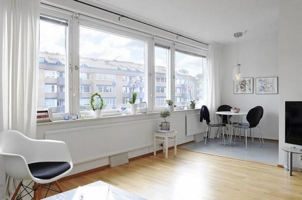 minimal d cor for a small apartment design